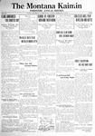 The Montana Kaimin, February 15, 1921