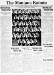 The Montana Kaimin, March 4, 1921