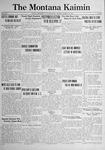 The Montana Kaimin, March 11, 1921