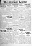 The Montana Kaimin, May 10, 1921