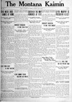 The Montana Kaimin, May 24, 1921
