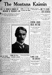 The Montana Kaimin, June 3, 1921