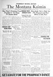 The Montana Kaimin, January 4, 1922