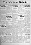 The Montana Kaimin, February 3, 1922
