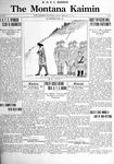 The Montana Kaimin, February 17, 1922