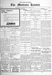 The Montana Kaimin, February 28, 1922