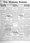 The Montana Kaimin, March 3, 1922