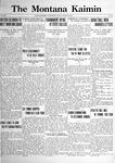 The Montana Kaimin, March 10, 1922