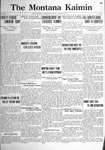 The Montana Kaimin, March 17, 1922