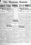 The Montana Kaimin, May 12, 1922