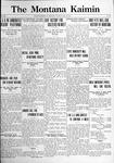 The Montana Kaimin, May 16, 1922