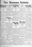 The Montana Kaimin, May 23, 1922