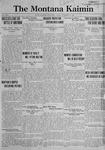 The Montana Kaimin, November 24, 1922