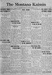 The Montana Kaimin, November 28, 1922