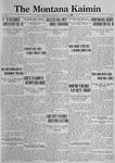 The Montana Kaimin, February 9, 1923