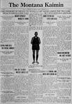 The Montana Kaimin, February 16, 1923