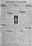The Montana Kaimin, February 23, 1923
