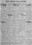 The Montana Kaimin, February 27, 1923