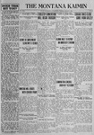 The Montana Kaimin, March 6, 1923
