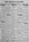 The Montana Kaimin, March 30, 1923