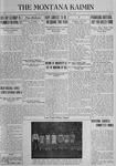 The Montana Kaimin, April 3, 1923