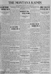 The Montana Kaimin, April 6, 1923