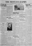 The Montana Kaimin, April 18, 1923