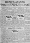 The Montana Kaimin, April 20, 1923