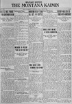 The Montana Kaimin, April 27, 1923