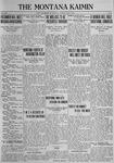 The Montana Kaimin, May 1, 1923
