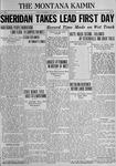 The Montana Kaimin, May 10, 1923