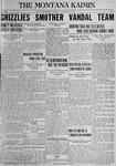The Montana Kaimin, May 15, 1923