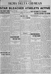 The Montana Kaimin, May 29, 1923