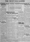 The Montana Kaimin, June 1, 1923