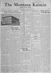 The Montana Kaimin, August 2, 1923