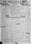 The Montana Kaimin, September 25, 1923