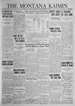 The Montana Kaimin, September 28, 1923