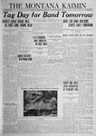 The Montana Kaimin, October 2, 1923