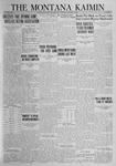 The Montana Kaimin, October 9, 1923