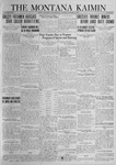 The Montana Kaimin, October 23, 1923