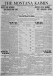 The Montana Kaimin, November 6, 1923