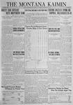 The Montana Kaimin, November 13, 1923