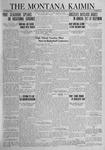 The Montana Kaimin, November 20, 1923