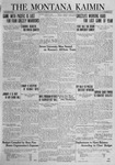 The Montana Kaimin, November 27, 1923