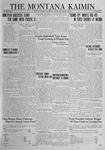 The Montana Kaimin, November 30, 1923