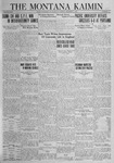 The Montana Kaimin, December 4, 1923