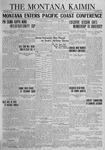 The Montana Kaimin, December 11, 1923