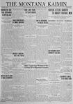 The Montana Kaimin, December 14, 1923