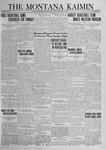The Montana Kaimin, January 11, 1924