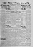 The Montana Kaimin, January 29, 1924